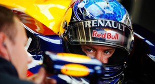 Another 1-2 finish for Red Bull in Turkey