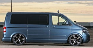 MR Design gives the VW Transporter a makeover
