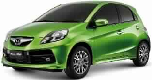 Honda announces production of eco Brio in Thailand starting March 2011