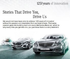 Tell your stories and win big in the Mercedes-Benz Malaysia: Stories That Drive You, Drive Us contest