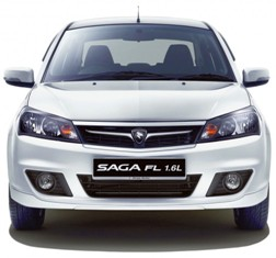New variant of Proton Saga FL 1.6 Executive launched