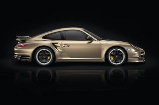 Celebrating 10 years in China, Porsche rolls out a 911 Turbo S (special)