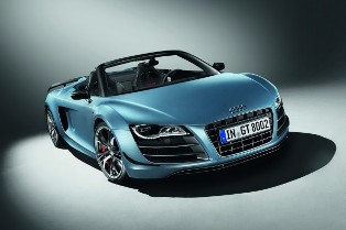Audi rolls out 333 units only of the Audi R8 GT Spyder