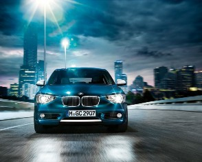 BMW unveils the 2012 BMW 1-Series