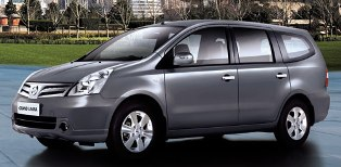 Nissan gives the Grand Livina a facelift