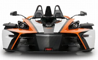The KTM X-Bow R comes to Malaysia