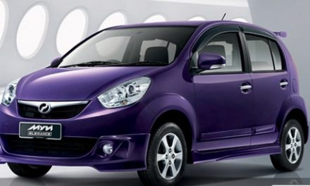 New 2011 Perodua Myvi – new looks and new design, and still going on strong
