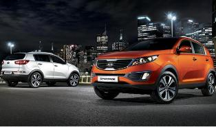 Naza Kia launces the new RM138k Sportage