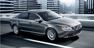 New Volvo S80 T5 and S80 Exclusive arrived
