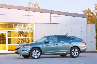 New 2012 Honda Crosstour to breakaway from Accord's shadows