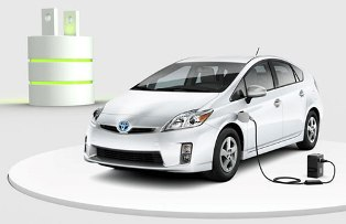 Toyota previews the Production Toyota Prius Plug-in Hybrid ahead of Frankfurt