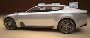 Kia to unveils new design language in Frankfurt with four-door sports sedan concept