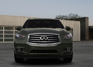 Nissan unveils Infiniti JX Concept, production version coming later this year
