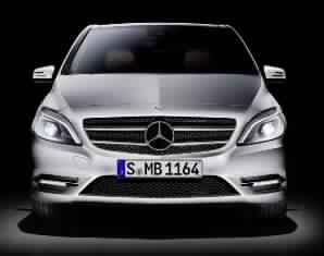 Mercedes reveals the new B-Class