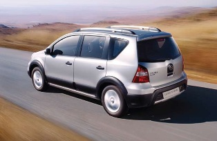 Grand Livina gets a 5 seater version, the Nissan Livina X-Gear