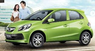 Honda Brio to be sold in Indonesia from next year, and seen in Malaysia recently