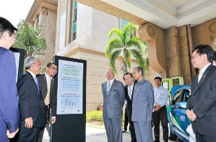 Proton rolls out 1st batch of electric cars – Ministries to start testing and evaluation