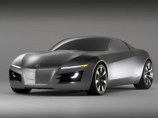 New NSX confirmed, might look as good as Advance Sports Car Concept