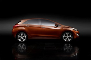 New-generation i30 to make world debut at 2011 Frankfurt International Motor Show