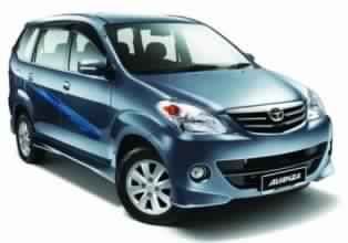 Toyota Avanza gets new updates