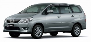 Toyota Innova facelifted launched in Malaysia