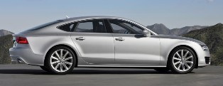 Audi A7 3.0 TFSI rolls into our roads