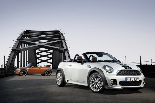 New Mini Roadster launched
