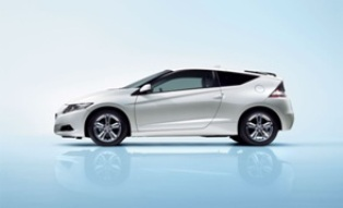 Honda CR-Z the new hybrid kid in town