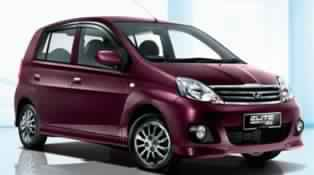 Perodua's future are in exports, to expand aggressively