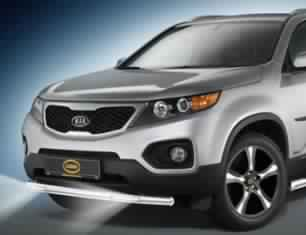 Future's looking great for Kia, 300 bookings for the new Sorento