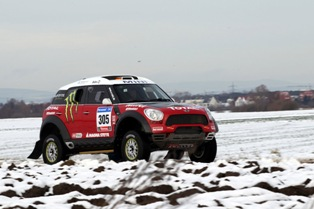 X-Raid to put forth the Mini Countryman for Dakar Rally 2011