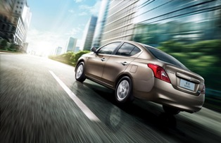 New Nissan Sunny launched in China. Remember the Sunny?