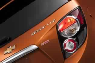 Chevrolet gets a new compact out, the 2012 Sonic