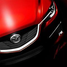 Mazda to show the Minagi concept in Geneva