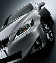 Lexus Malaysia updates the IS 250 and IS 250 Luxury