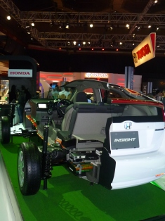Honda projects 48,000 units for 2011