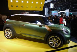 Mini Paceman Concept – the most handsome Mini ever?