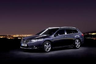 Honda to showcase new Euro Accord and Tourer in Geneva show