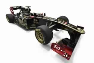 Lotus Renault shows off R31 which is almost totally new as compared to R30