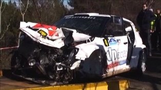 Renault's Robert Kubica badly injured in rally crash, risk losing arm
