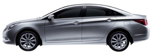 Hyundai Sonata – A car that looks so good, it is hard to resist, and it drives very good too