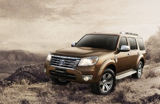 Ford Everest – A big car with a big heart