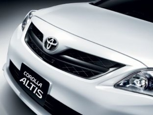 The new Toyota Altis – Coming off age with a touch of youth