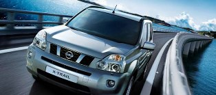 Nissan X-Trail, a car for all seasons, literally