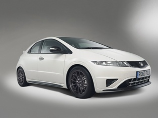 500 units only Honda Civic Ti – made like a race-car only for the UK