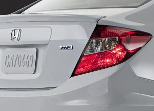 Honda to launch new 2012 Civic