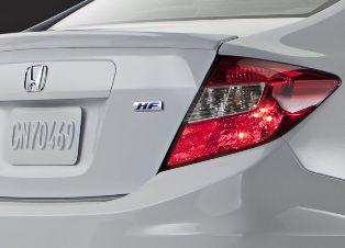 Honda to launch new 2012 Civic