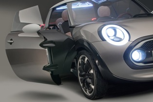 Mini Rocketman Concept – A real cool, 'mini' Mini