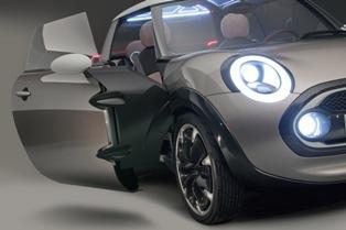 Mini Rocketman Concept – A real cool, 'mini' Mini