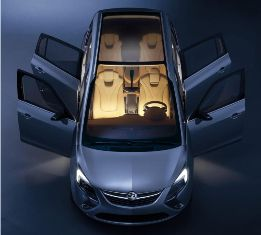 Opel to introduce the Zafira Tourer Concept
